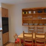 Derwent Water Marina Apartment Kitchen
