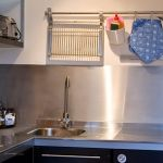 Derwent Water Marina Studio Apartment Kitchen