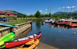 Derwent Water Marina