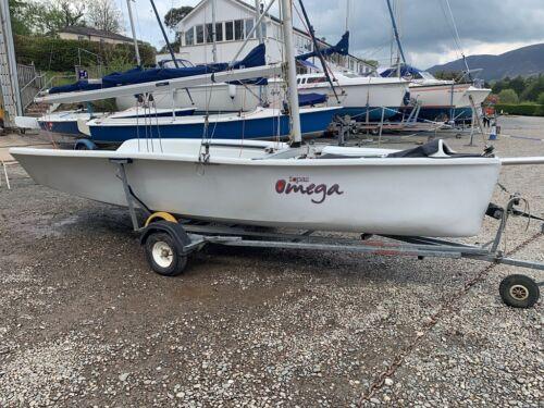 Topaz Omega Sailing Dinghy