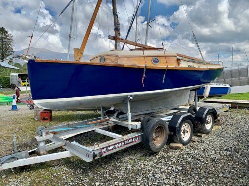 Secret 20 sailing boat for sale