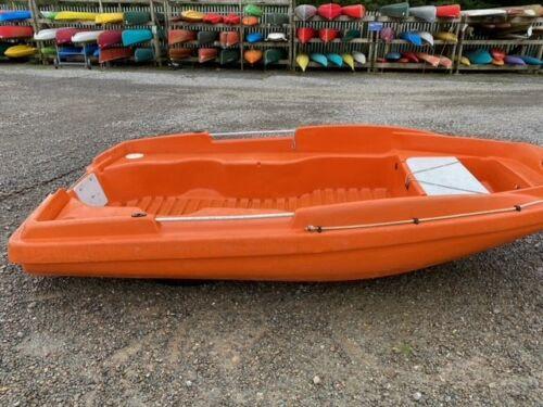 New Matic 360 Motor Boat